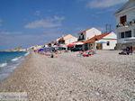 Uitzicht op kiezelstrand Kokkari - Eiland Samos - Foto van De Griekse Gids