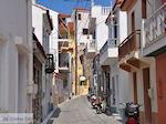 Straatje in Kokkari - Eiland Samos - Foto van De Griekse Gids