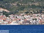 Samos stad nabij de haven - Eiland Samos - Foto van De Griekse Gids