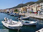 Vissersbootjes in Samos stad - Eiland Samos - Foto van De Griekse Gids