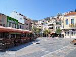 Het gezellige Pythagoras plein van Samos stad - Eiland Samos - Foto van De Griekse Gids