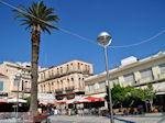 Samos stad Pythagoras plein - Eiland Samos - Foto van De Griekse Gids