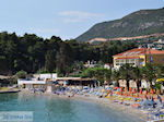 Gangou kiezelstrand Samos stad - Eiland Samos - Foto van De Griekse Gids