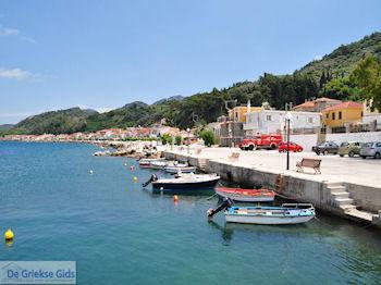 Vissersbootjes in Agios Konstandinos - Eiland Samos - Foto van De Griekse Gids