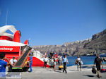 Haven Athinios Santorini (Thira) - Foto 1 - Foto van De Griekse Gids