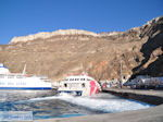 Haven Athinios Santorini (Thira) - Foto 17 - Foto van De Griekse Gids