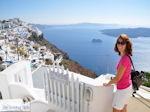 Firostefani Santorini (Thira) - Foto 12 - Foto van De Griekse Gids