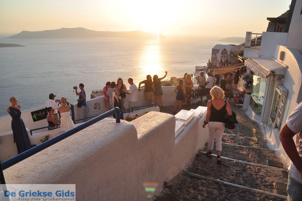 foto Fira (Thira) Santorini | Cycladen Griekenland | De Griekse Gids foto 1