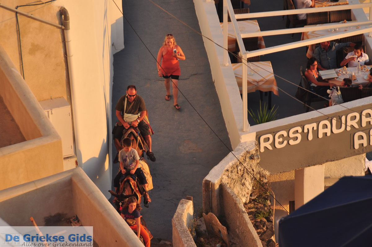 foto Fira (Thira) Santorini | Cycladen Griekenland 4