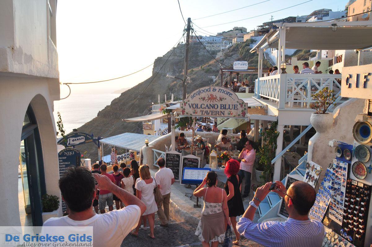 foto Fira (Thira) Santorini | Cycladen Griekenland 11