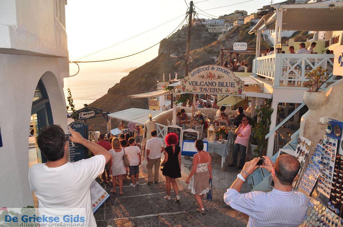 foto Fira (Thira) Santorini   Cycladen Griekenland   De Griekse Gids foto 12