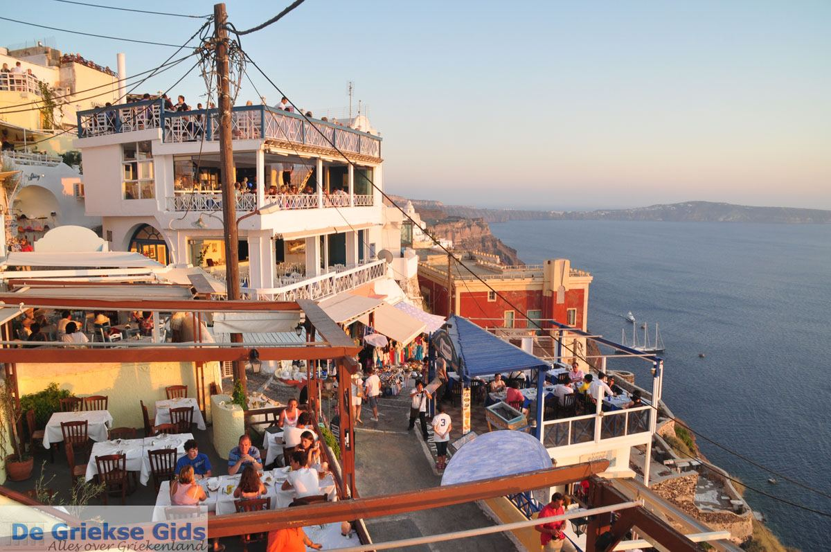 foto Fira (Thira) Santorini | Cycladen Griekenland 15
