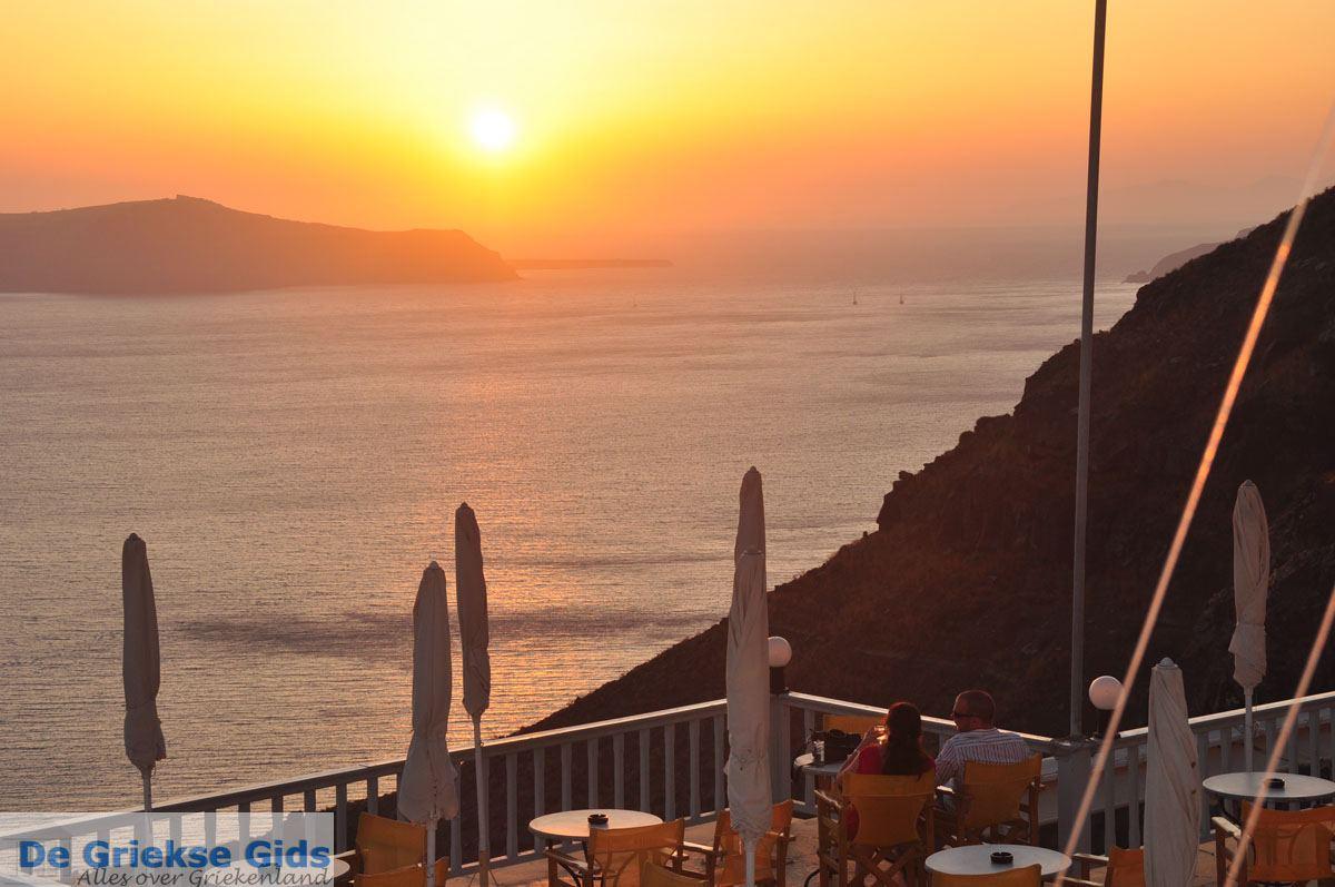 foto Fira (Thira) Santorini | Cycladen Griekenland 18