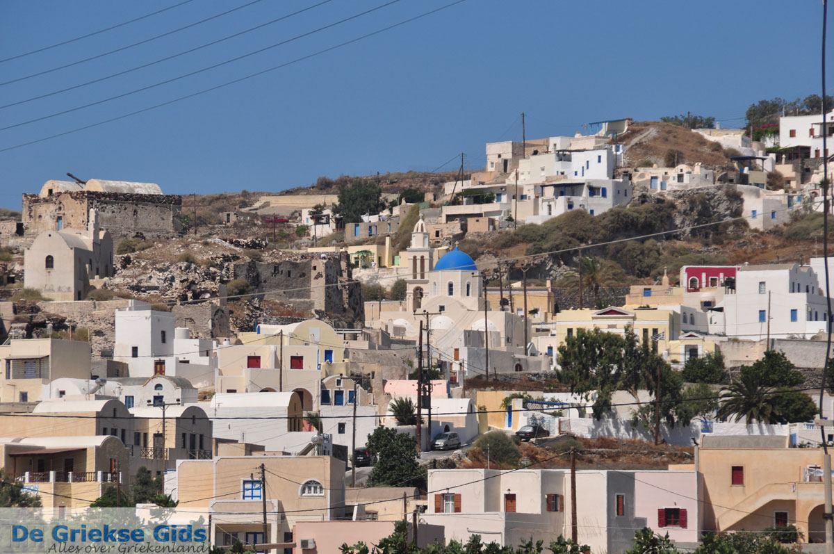 foto Akrotiri Santorini | Cycladen Griekenland 1