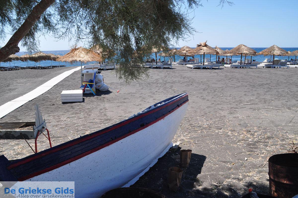 foto Perissa - Perivolos Santorini | Cycladen Griekenland 1