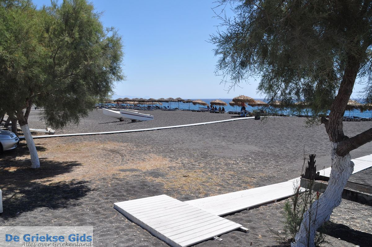 foto Perissa - Perivolos Santorini | Cycladen Griekenland 2