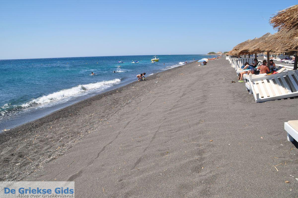 foto Perissa - Perivolos Santorini | Cycladen Griekenland 3