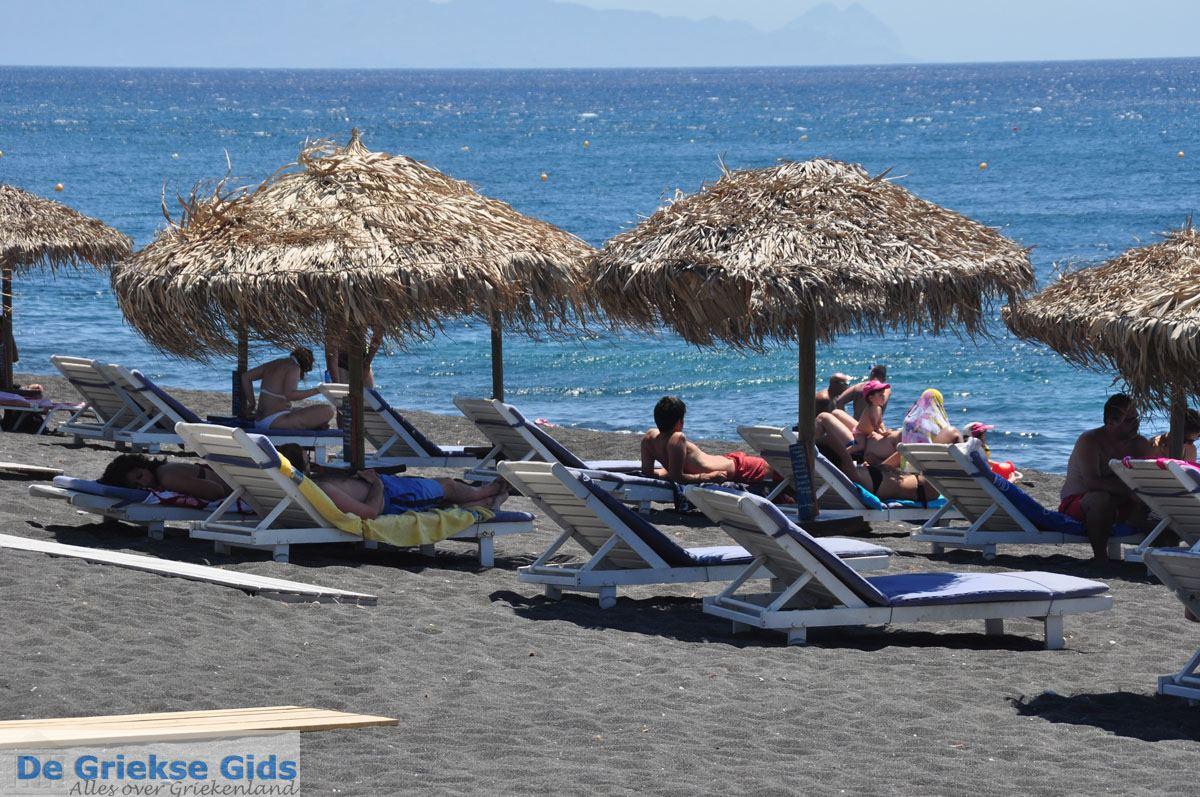 foto Perissa - Perivolos Santorini   Cycladen Griekenland 16