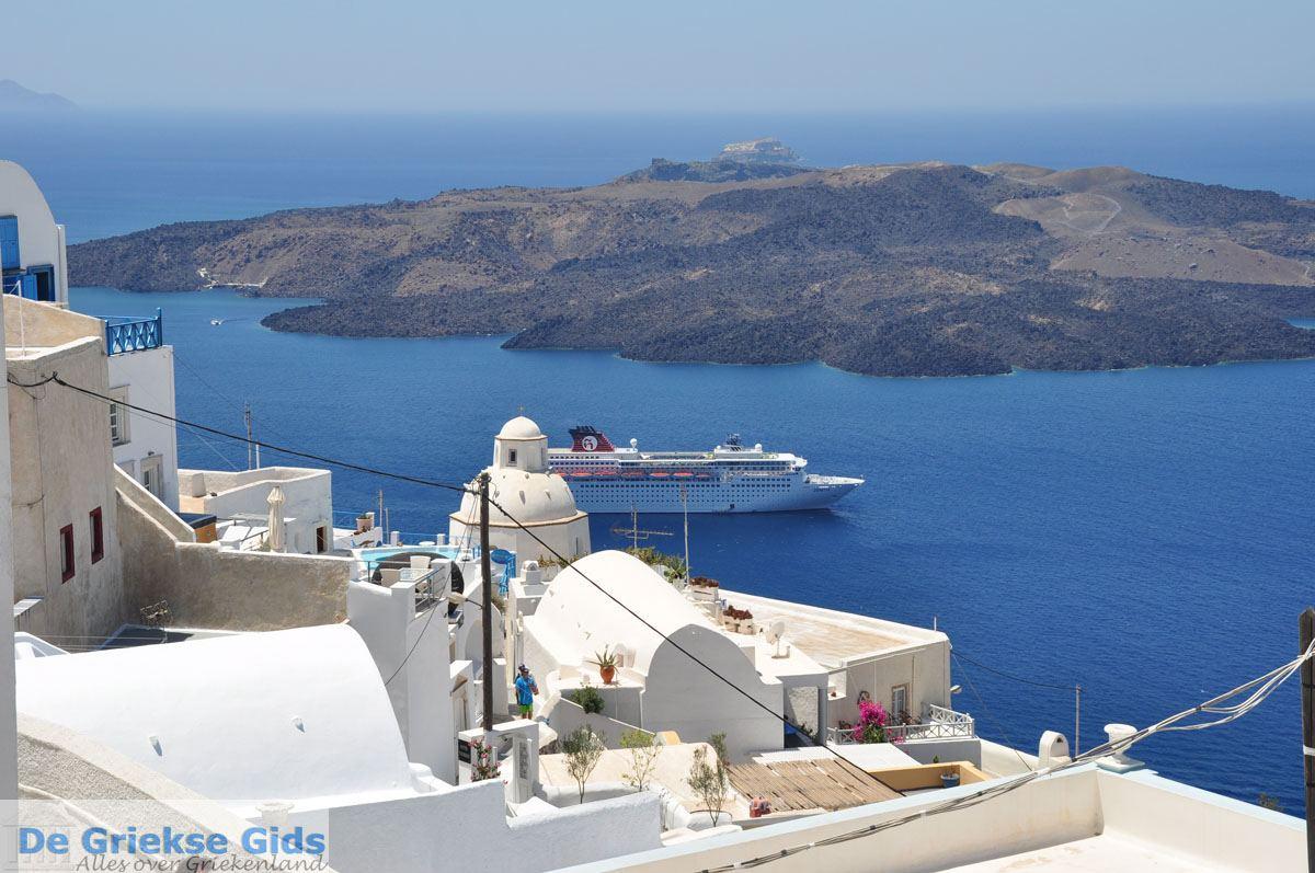 foto Fira (Thira) Santorini | Cycladen Griekenland | De Griekse Gids foto 26