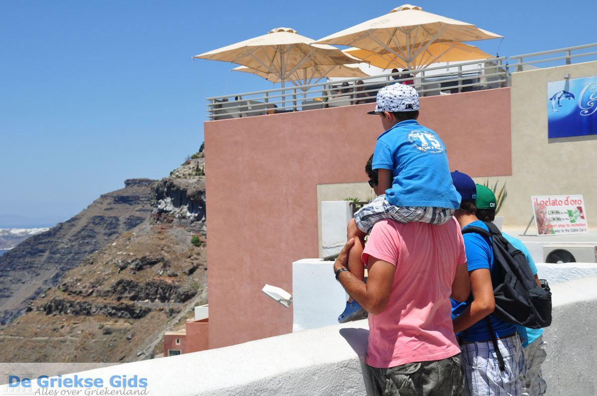 foto Fira (Thira) Santorini   Cycladen Griekenland 30