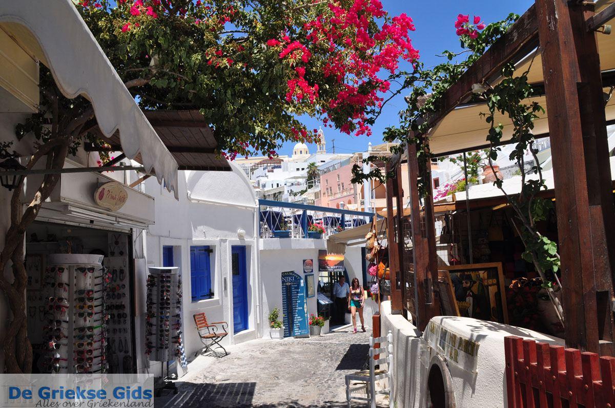 foto Fira (Thira) Santorini | Cycladen Griekenland 42