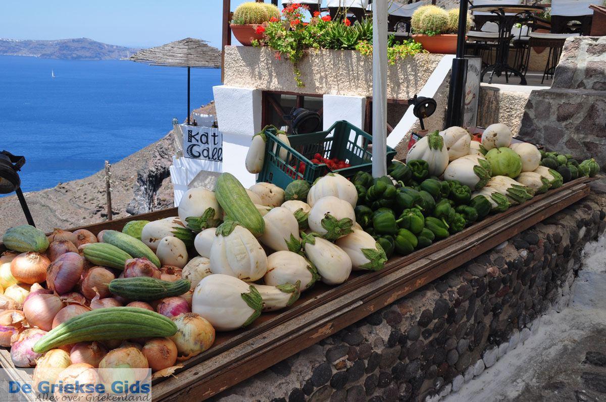 foto Fira (Thira) Santorini | Cycladen Griekenland 46