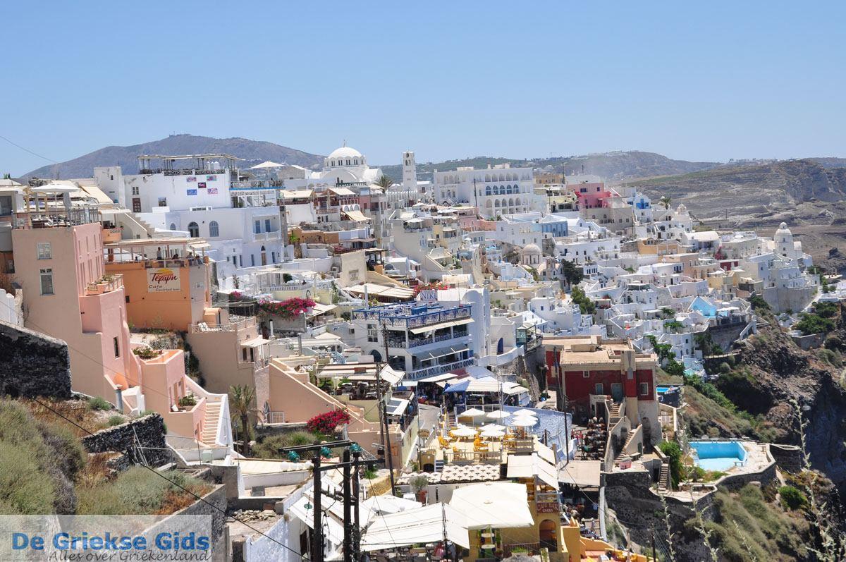 foto Fira (Thira) Santorini | Cycladen Griekenland 52
