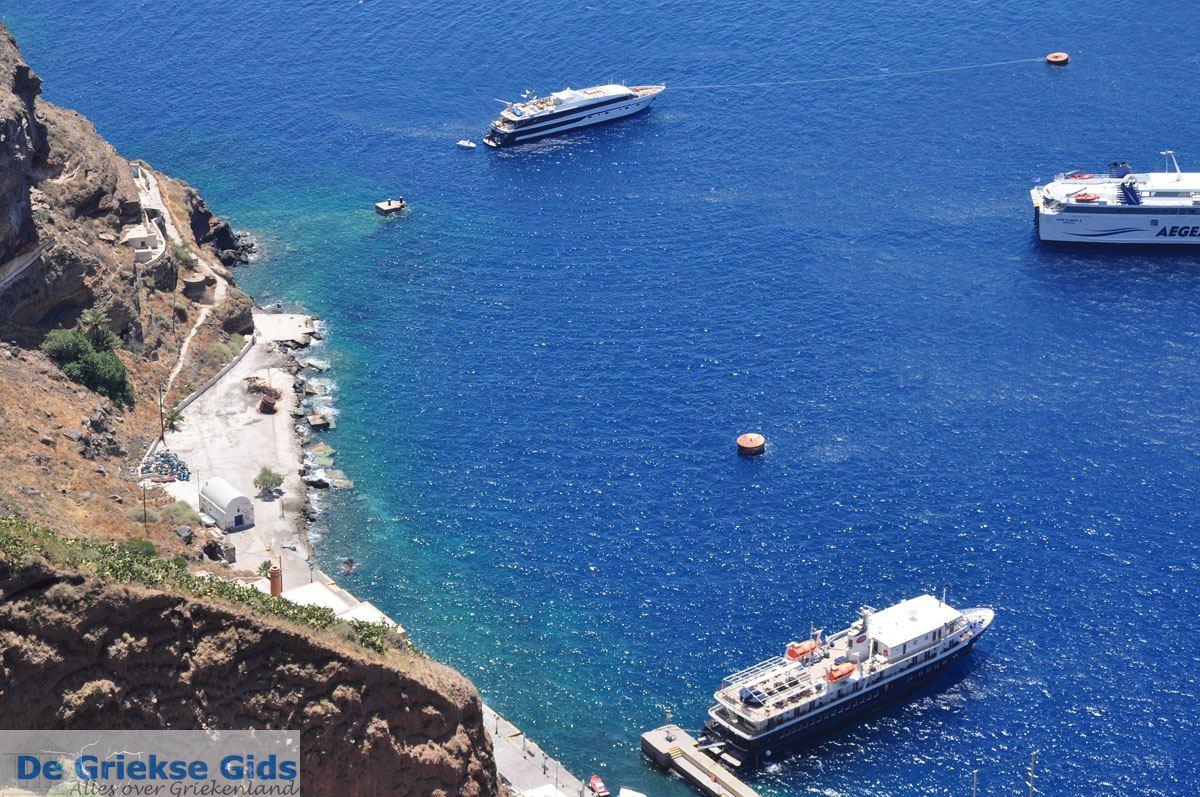 foto Fira (Thira) Santorini | Cycladen Griekenland 57
