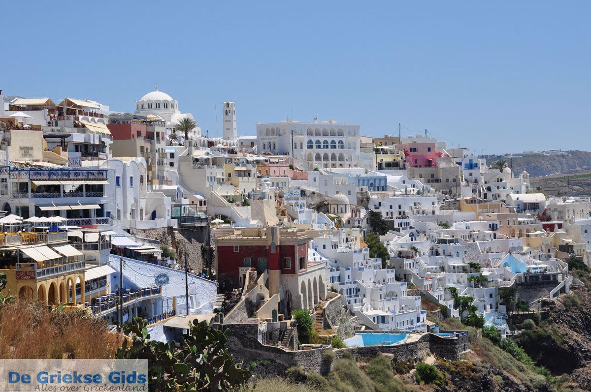 foto Fira (Thira) Santorini | Cycladen Griekenland | De Griekse Gids foto 63