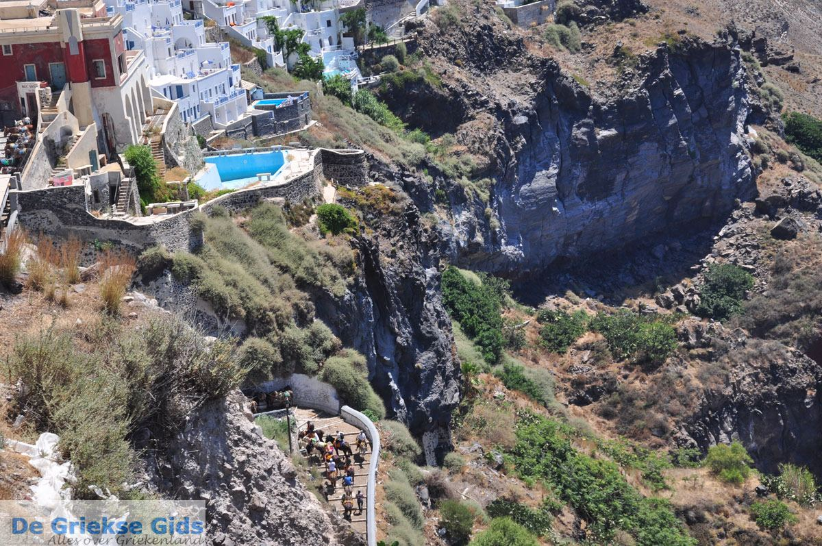 foto Fira (Thira) Santorini | Cycladen Griekenland 65