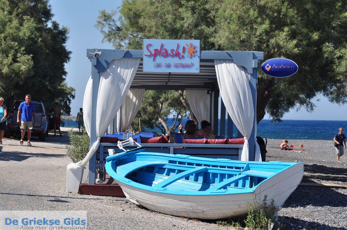 foto Kamari Santorini   Cycladen Griekenland   De Griekse Gids foto 10