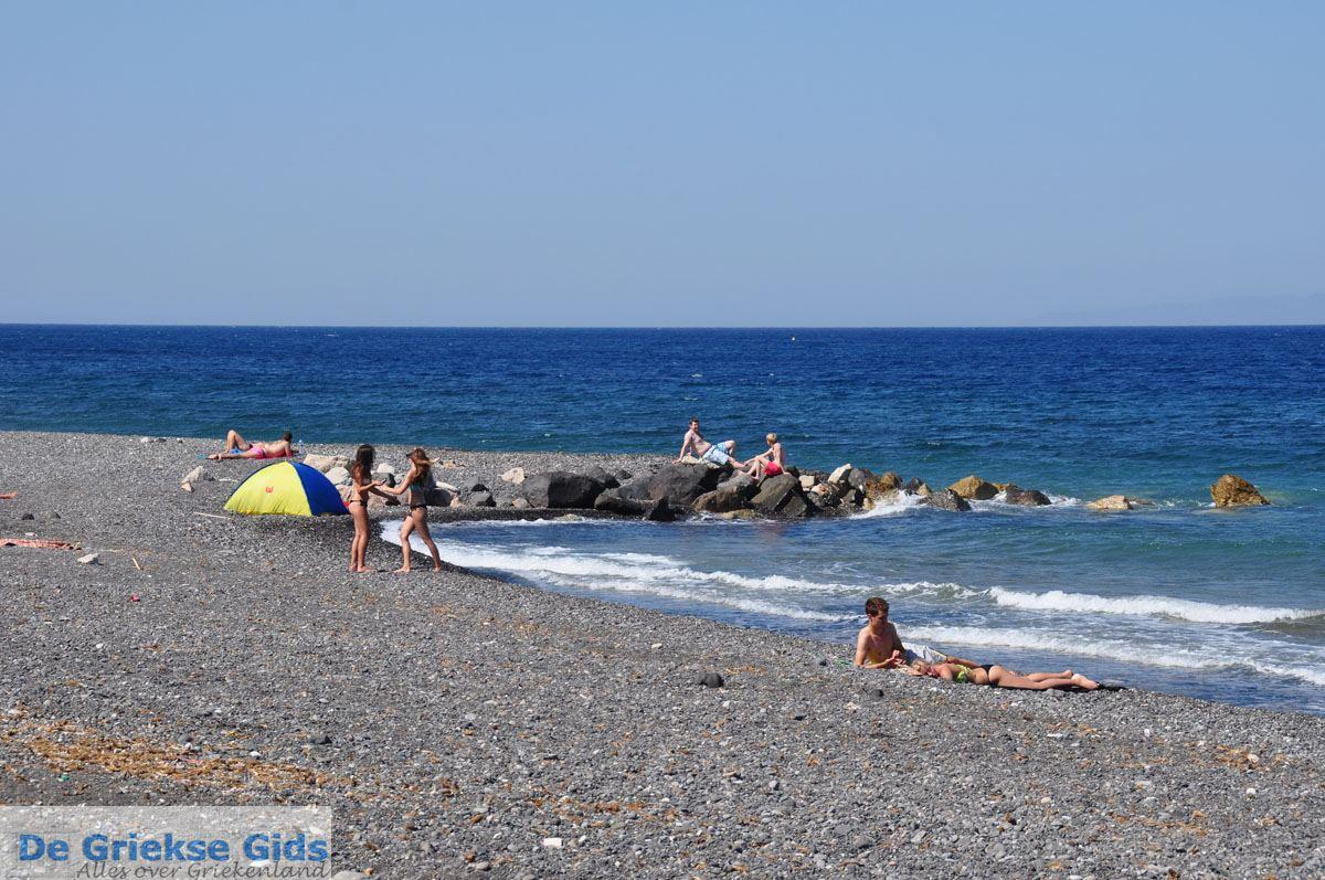 foto Kamari Santorini | Cycladen Griekenland 11
