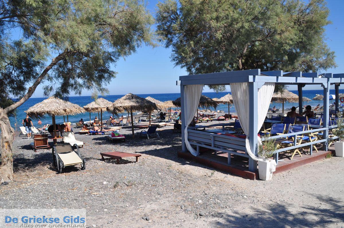 foto Kamari Santorini | Cycladen Griekenland 12