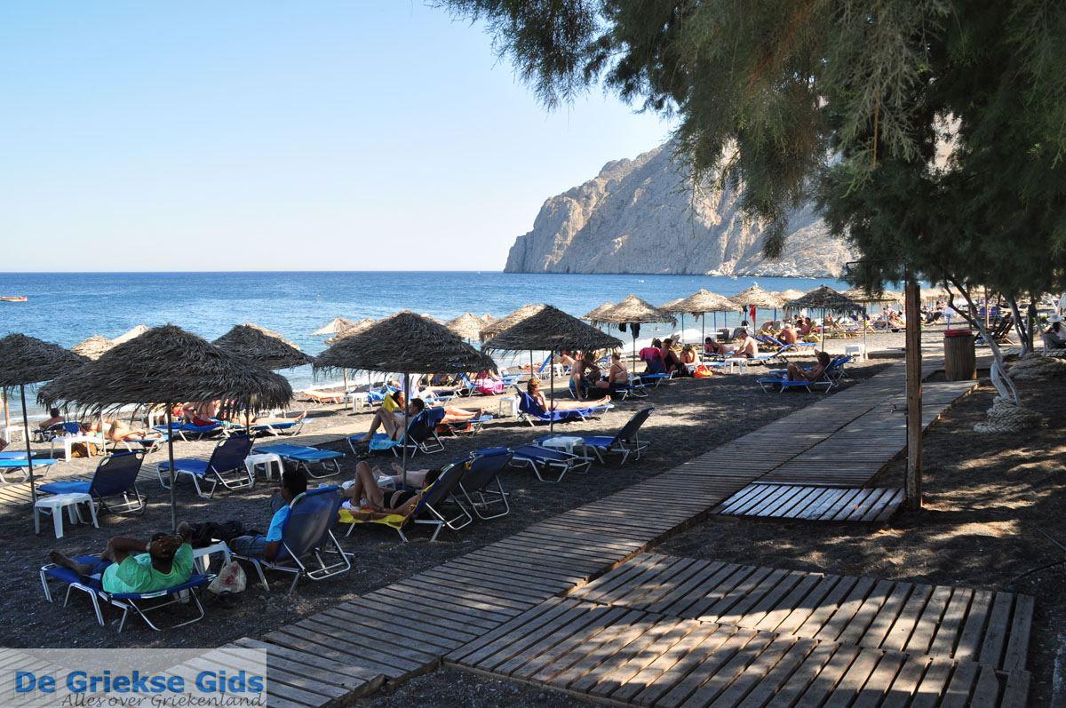 foto Kamari Santorini | Cycladen Griekenland 14