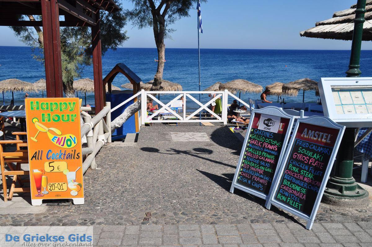 foto Kamari Santorini   Cycladen Griekenland   De Griekse Gids foto 19