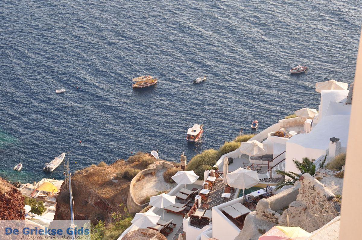 foto Oia Santorini | Cycladen Griekenland | De Griekse Gids foto 16
