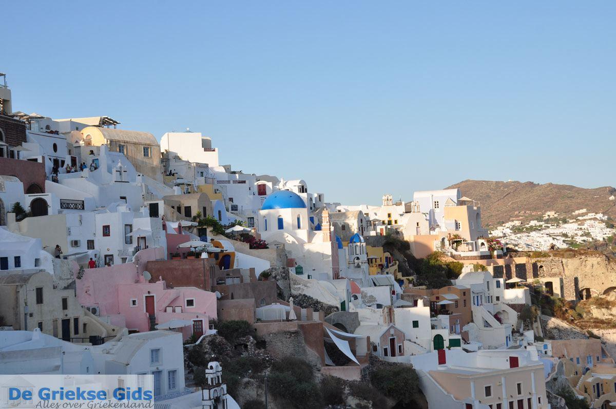 foto Oia Santorini | Cycladen Griekenland | De Griekse Gids foto 24