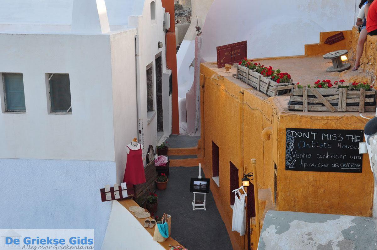 foto Oia Santorini | Cycladen Griekenland 27