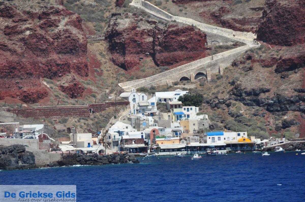 foto Ammoudi en Oia Santorini   Cycladen Griekenland 39