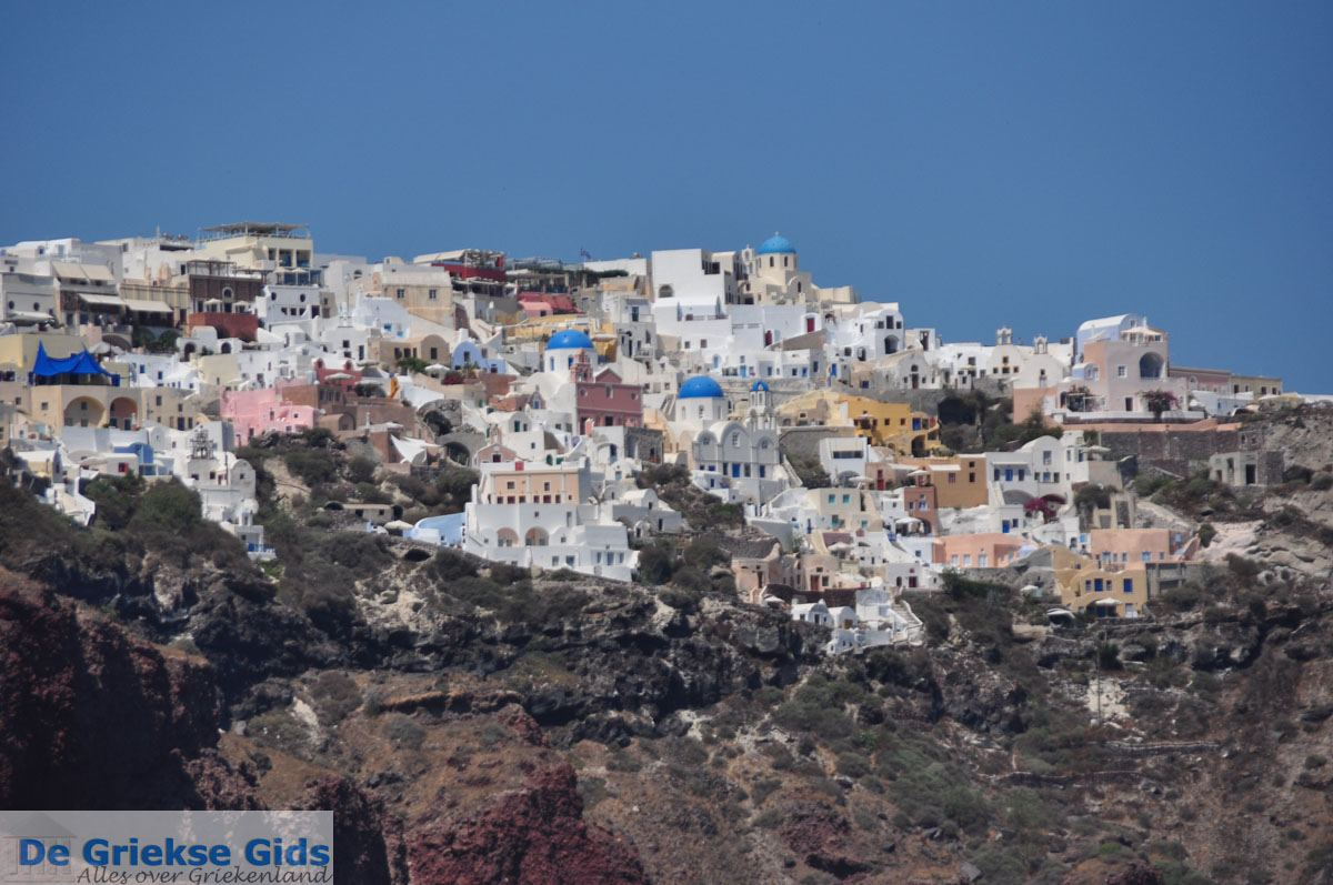 foto Oia Santorini | Cycladen Griekenland | De Griekse Gids foto 47