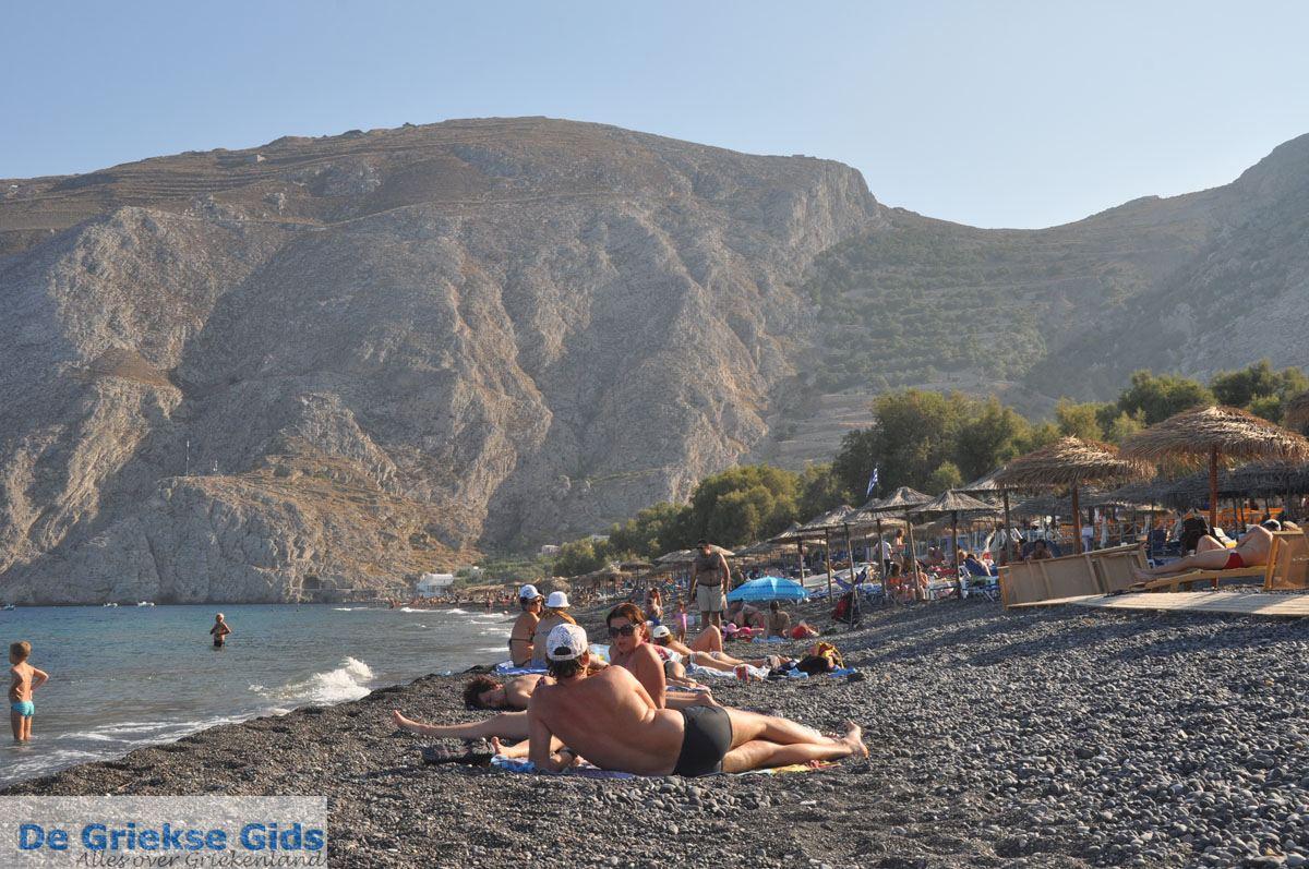 foto Kamari Santorini | Cycladen Griekenland | De Griekse Gids foto 23