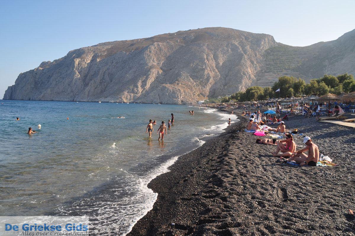 foto Kamari Santorini | Cycladen Griekenland 25