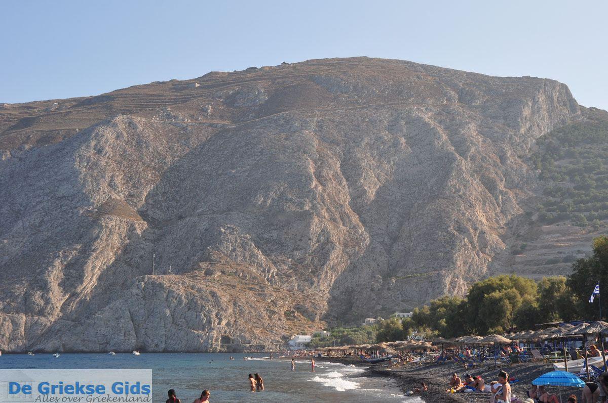 foto Kamari Santorini | Cycladen Griekenland 27