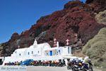 Red Beach bij Akrotiri Santorini | Cycladen Griekenland | De Griekse Gids foto 5 - Foto van De Griekse Gids