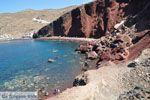 Red Beach bij Akrotiri Santorini | Cycladen Griekenland | De Griekse Gids foto 14 - Foto van De Griekse Gids