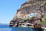 Oude haven Fira Santorini | Cycladen Griekenland | De Griekse Gids foto 5 - Foto van De Griekse Gids