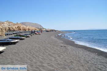 Perissa - Perivolos Santorini | Cycladen Griekenland | De Griekse Gids - foto 4 - Foto van De Griekse Gids