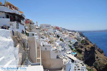 Fira (Thira) Santorini | Cycladen Griekenland | De Griekse Gids foto 39 - Foto van De Griekse Gids
