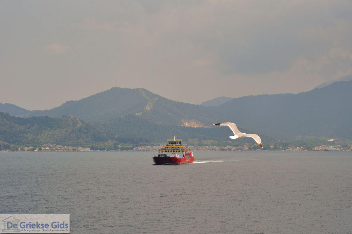 foto Van Keramoti (bij Kavala) naar Thassos | Griekenland | Foto 16