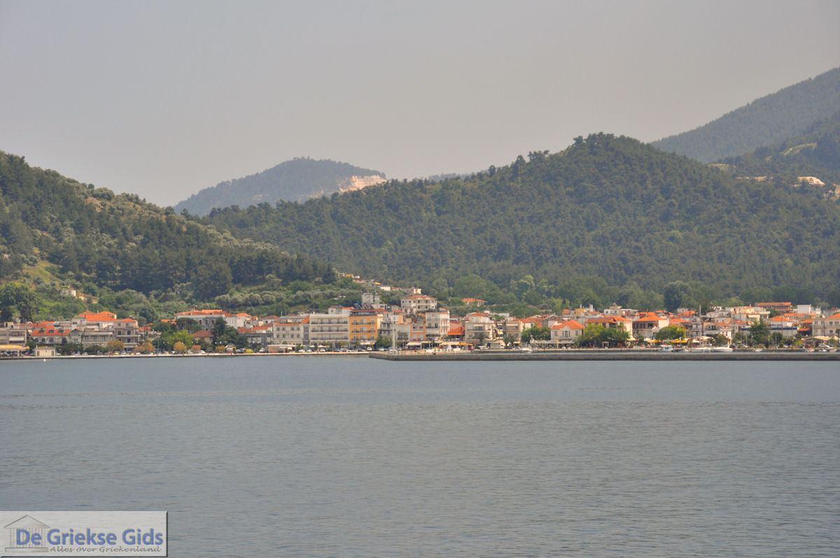 foto Van Keramoti (bij Kavala) naar Thassos   Griekenland   Foto 22